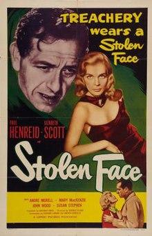 Ŝtelita Face FilmPoster.jpeg