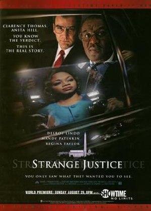 Strange Justice - Image: Strange Justice