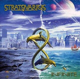 <i>Infinite</i> (Stratovarius album) 2000 studio album by Stratovarius