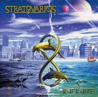 Infinite (Stratovarius album) - Image: Strato Infinite 2