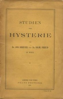 Studies on Hysteria, German edition.jpg