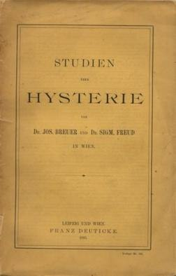 Studies on Hysteria, German edition
