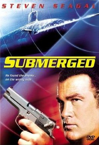 Submerged (2005 film) - DVD cover