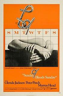 1971 British drama film directed by John Schlesinger