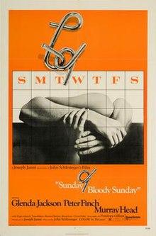 Sunday Bloody Sunday (film) - Wikipedia