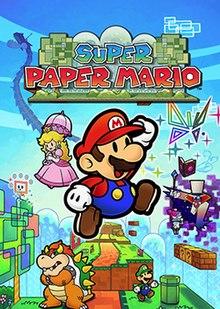 Super Paper Mario Wikipedia