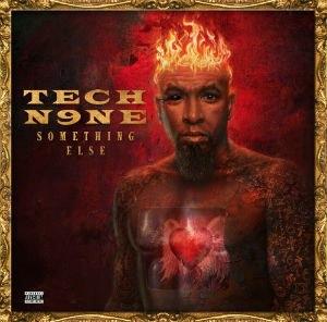 Something Else (Tech N9ne album) - Image: T9 Something Else 2