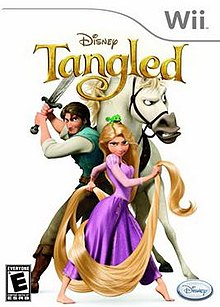tangled the video game wikipedia