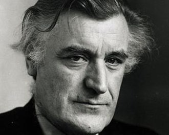 Ted Hughes - Image: Ted Hughes