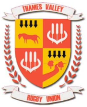 Thames Valley Rugby Football Union - Image: Thames Valley rugby logo