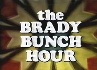 <i>The Brady Bunch Hour</i> American television series