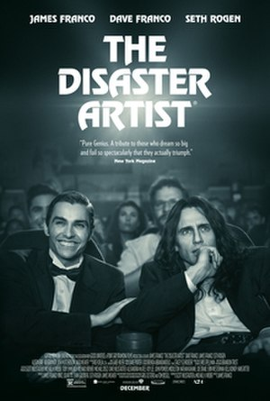 The Disaster Artist (film) - Theatrical release poster