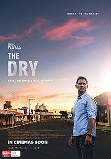 <i>The Dry</i> (film) 2021 Australian mystery drama film