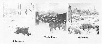 517th Parachute Regimental Combat Team - 517th PRCT in the Battle of the Bulge.