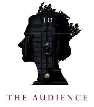 The Audience (2013 play) - Image: The Audience (poster)