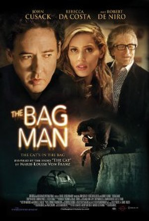 The Bag Man - Theatrical release poster