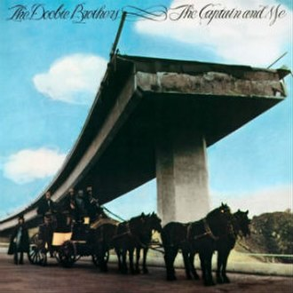 The Captain and Me - Image: The Doobie Brothers The Captain and Me