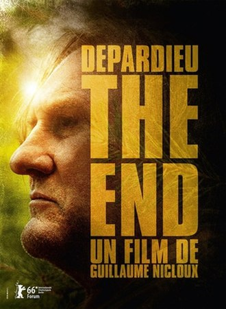 The End (2016 film) - Film poster