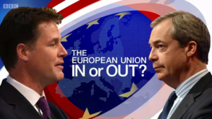 The European Union: In or Out - Image: The European Union In or Out