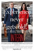 Picture of a movie: The Intern