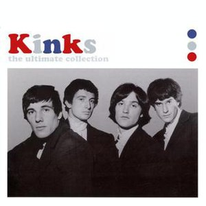 The Ultimate Collection (The Kinks album) - Image: The Kinks Ultimate collection