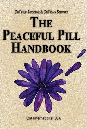 The Peaceful Pill Handbook - Australian cover