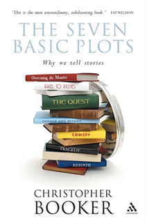 <i>The Seven Basic Plots</i> book by Christopher Booker