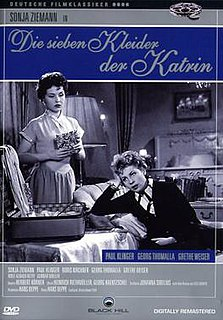 <i>The Seven Dresses of Katrin</i> 1954 film