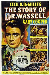<i>The Story of Dr. Wassell</i> 1944 film by Cecil B. DeMille