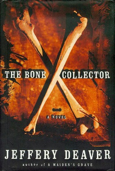 Picture of a book: The Bone Collector