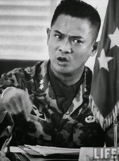 Tôn Thất Đính South Vietnamese commander