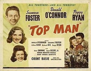 Top Man (film) - Image: Top Man Film Poster