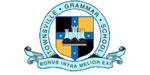 Badge of Townsville Grammar School