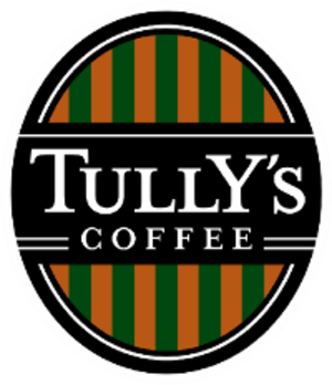 Tully's Coffee - Image: Tully's Coffee logo
