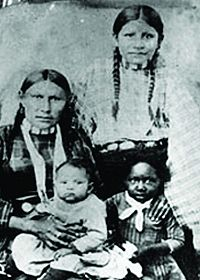 Physical Characteristics of Cherokee Indians http://en.wikipedia.org/wiki/Black_Indians_in_the_United_States