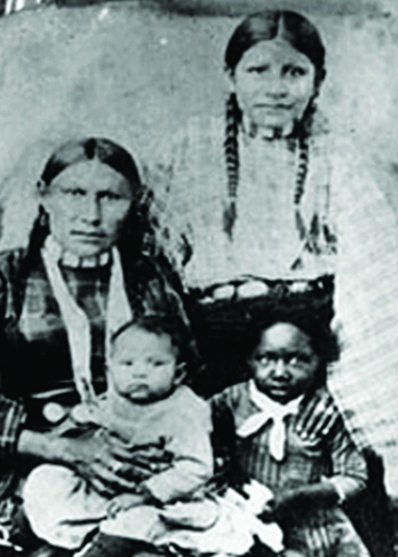 Two Black Indians