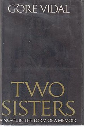 Two Sisters (novel) - Cover of the first edition