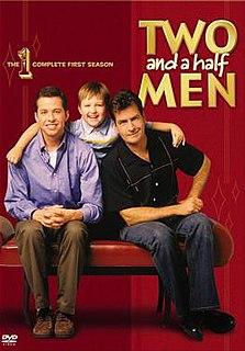 <i>Two and a Half Men</i> (season 1) season of television series