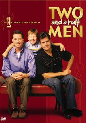 Two and a Half Men (season 1) - Image: Twoandahalfmen 1