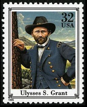 Ulysses S Grant 1995 Issue-32c