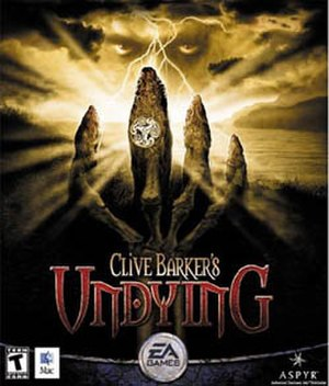 Clive Barker's Undying - Image: Undyingcover