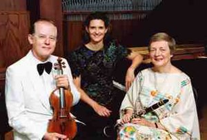 Verdehr Trio - Verdehr Trio