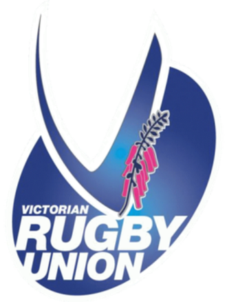 Rugby Victoria - Logo until late 2017