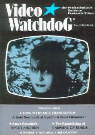 Video Watchdog - Image: Video Watchdog 1