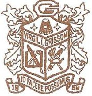 Virgil I. Grissom High School - Image: Virgil I. Grissom High School Crest 1