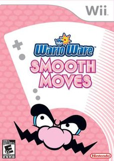 <i>WarioWare: Smooth Moves</i> video game