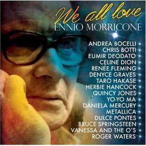We All Love Ennio Morricone - Image: We all love ennio morricone
