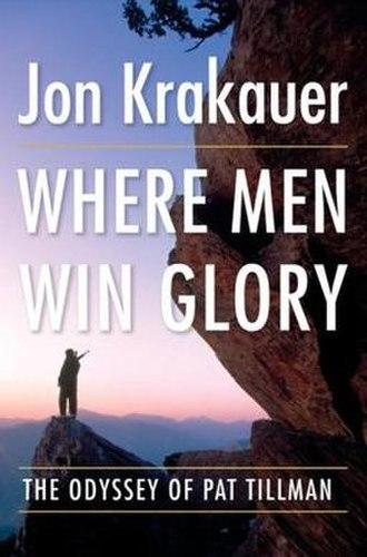 Where Men Win Glory - Hardcover edition