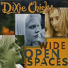Wide Open Spaces (Dixie chicks single) cover art.jpg