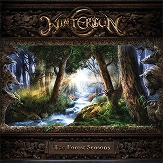 The Forest Seasons - Image: Wintersun Forest Seasons